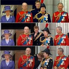 What do you think ? Did Prince Phillip fart ??